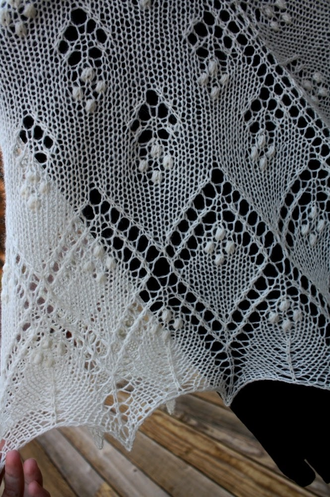 All Knitted Lace: How to make a NUPP