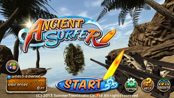 Downlaod Ancient Surfer v1.0.1 Apk Free [Mod Unlimited Money]