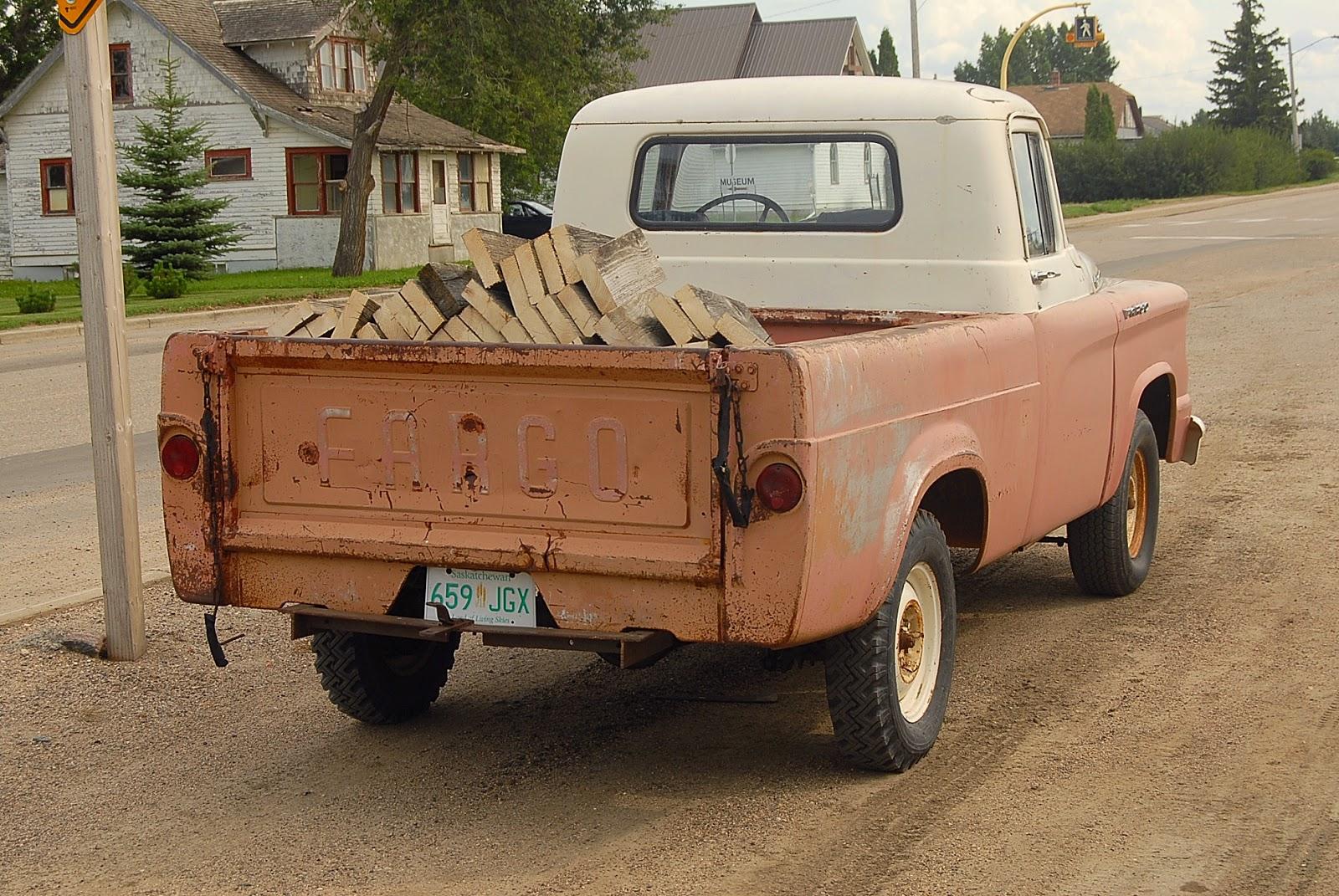 autoliterate: 1959 Dodge Fargo pickup