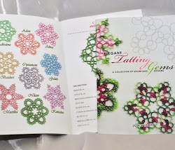 Elegant Tatting Gems