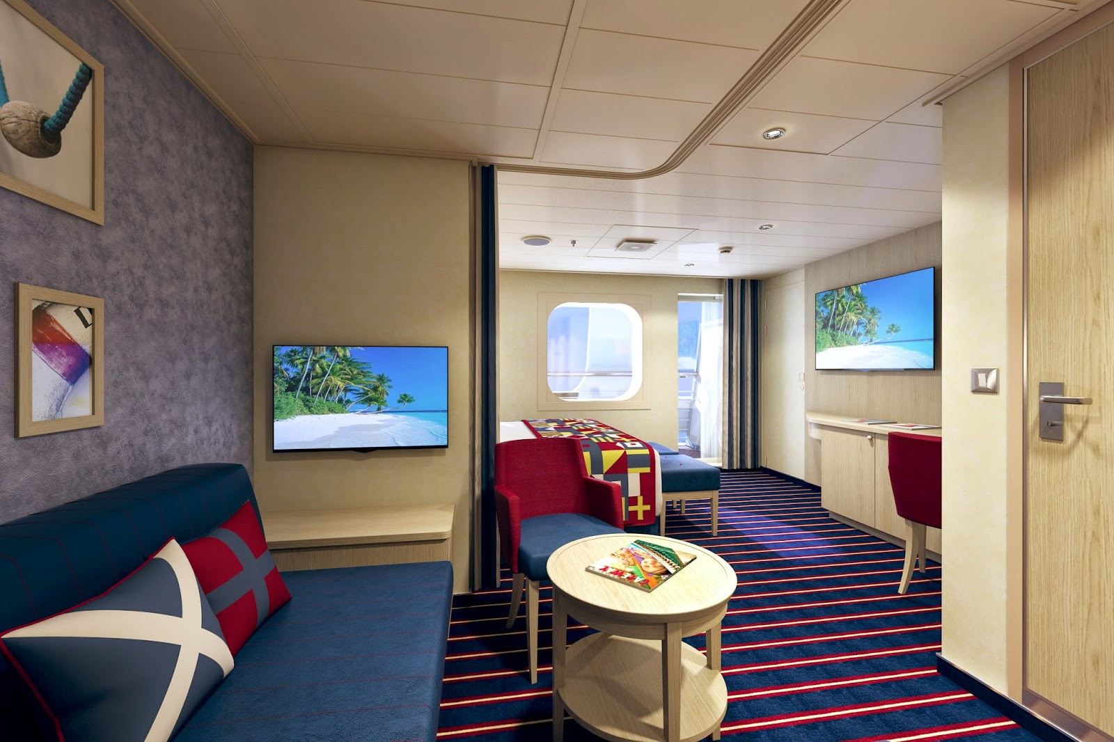 Cruise Diva Carnival Vista Promises Fun For All All For Fun