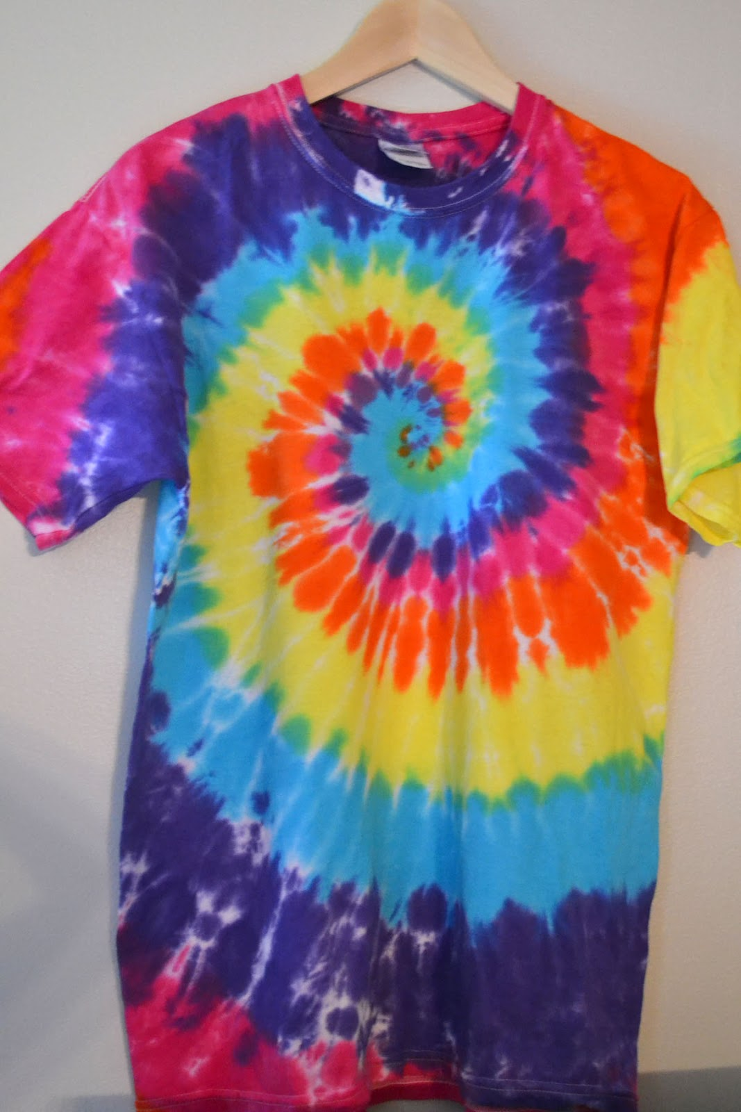 Crochet in color tie dye project - Tie and dye colore ...