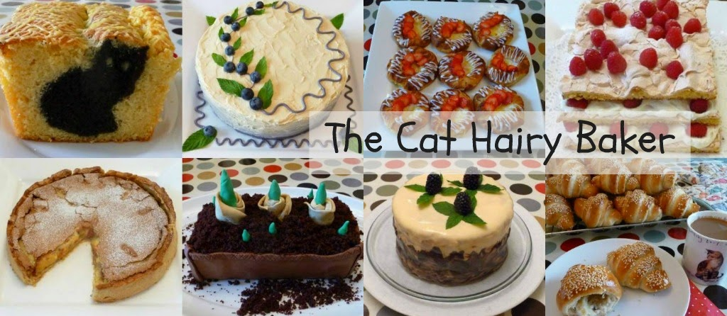 The Cat Hairy Baker