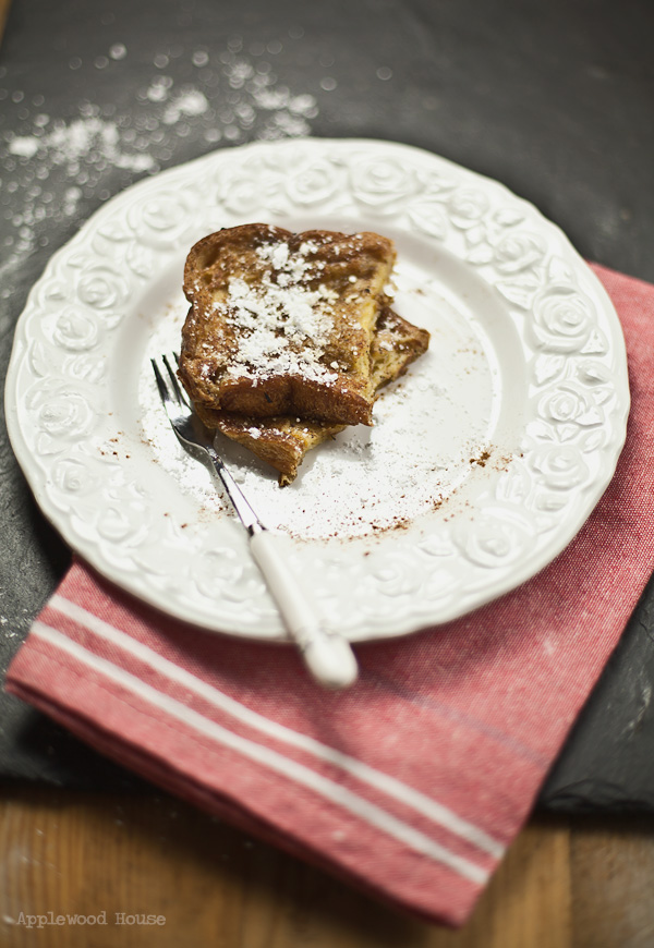 Arme Ritter French Toast