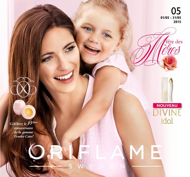 catalogue oriflame maroc mai 2015