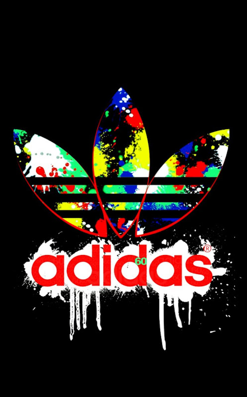 Adidas Logo Rasta Wallpapers Hd High Definitions View Original Size