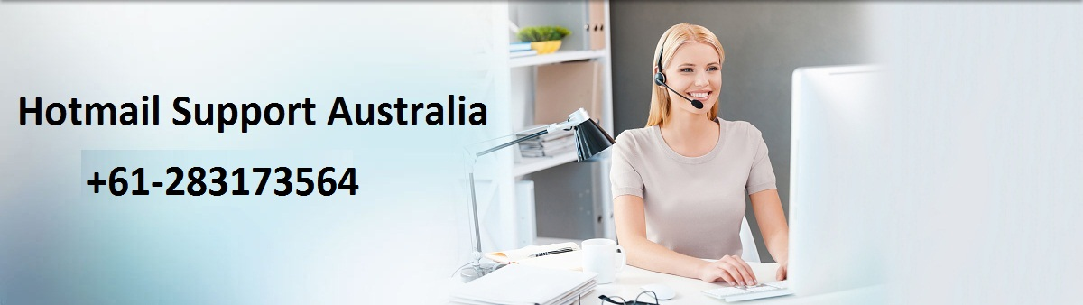 Hotmail Support Number  +61-283173564