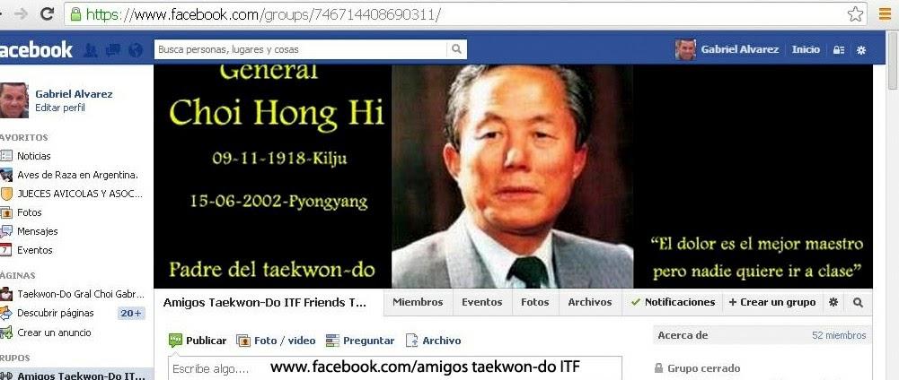 Amigos Taekwon-Do ITF