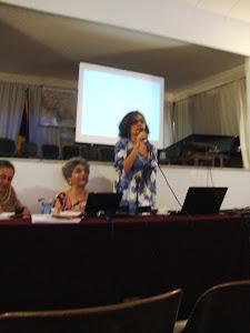 Iniciação  Musical, palestra  de  professora  Suraida  Abud