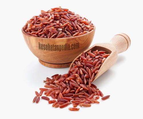 manfaat beras merah