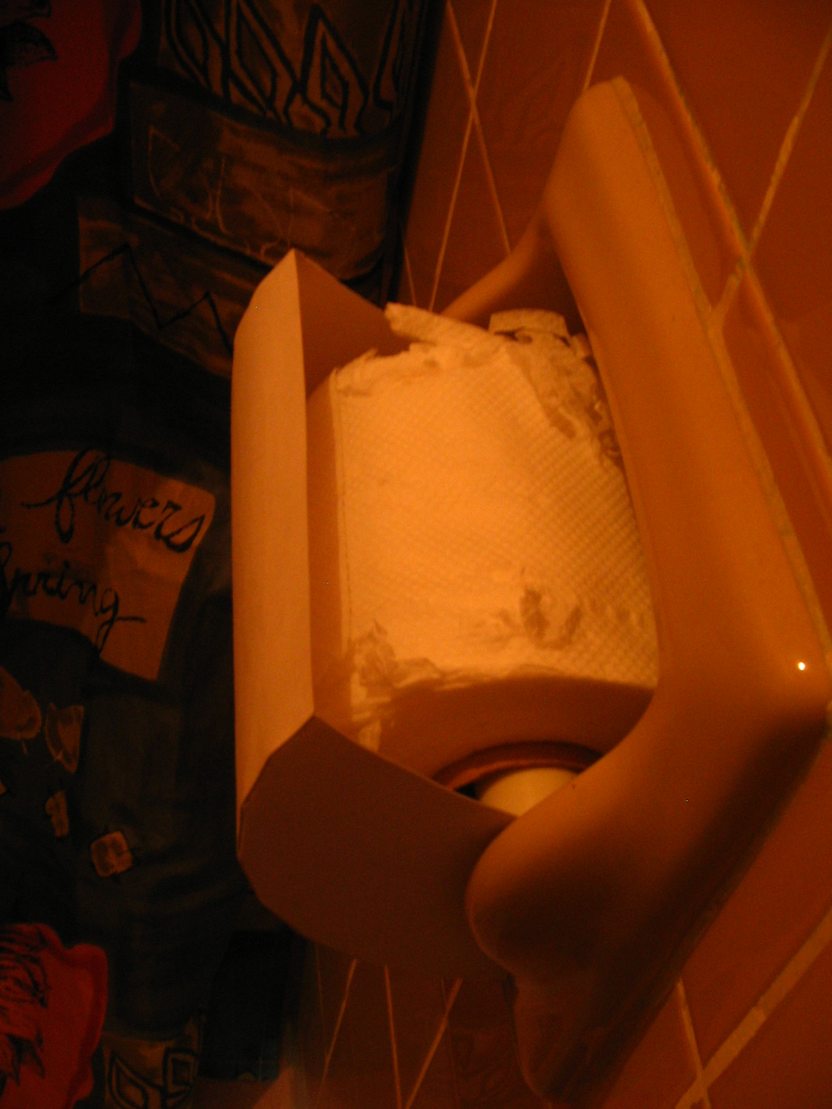 Gawang papel how to make your own toilet paper shield for Design your own toilet paper
