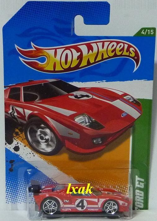 Hot Wheels Treasure Hunts 2012