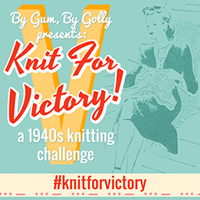 Knit For Victory Knit Along