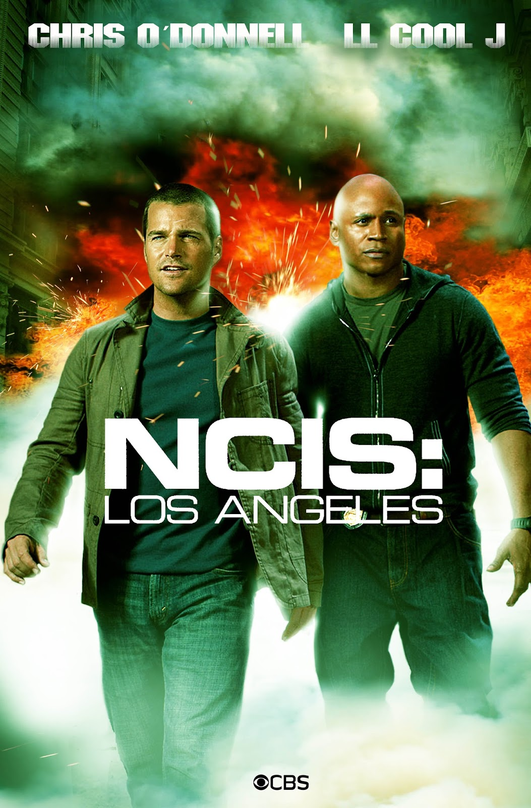 Assistir NCIS Los Angeles 7x14 - Come Back Online