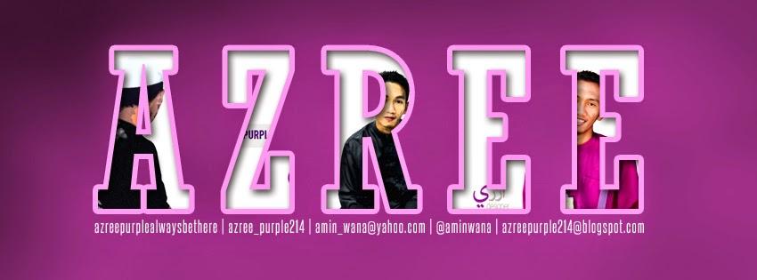Azree Purple Alwaysbethere
