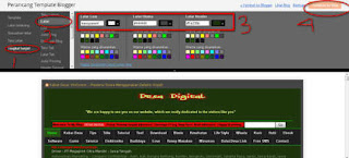 Desa Digital   Dasboard Template