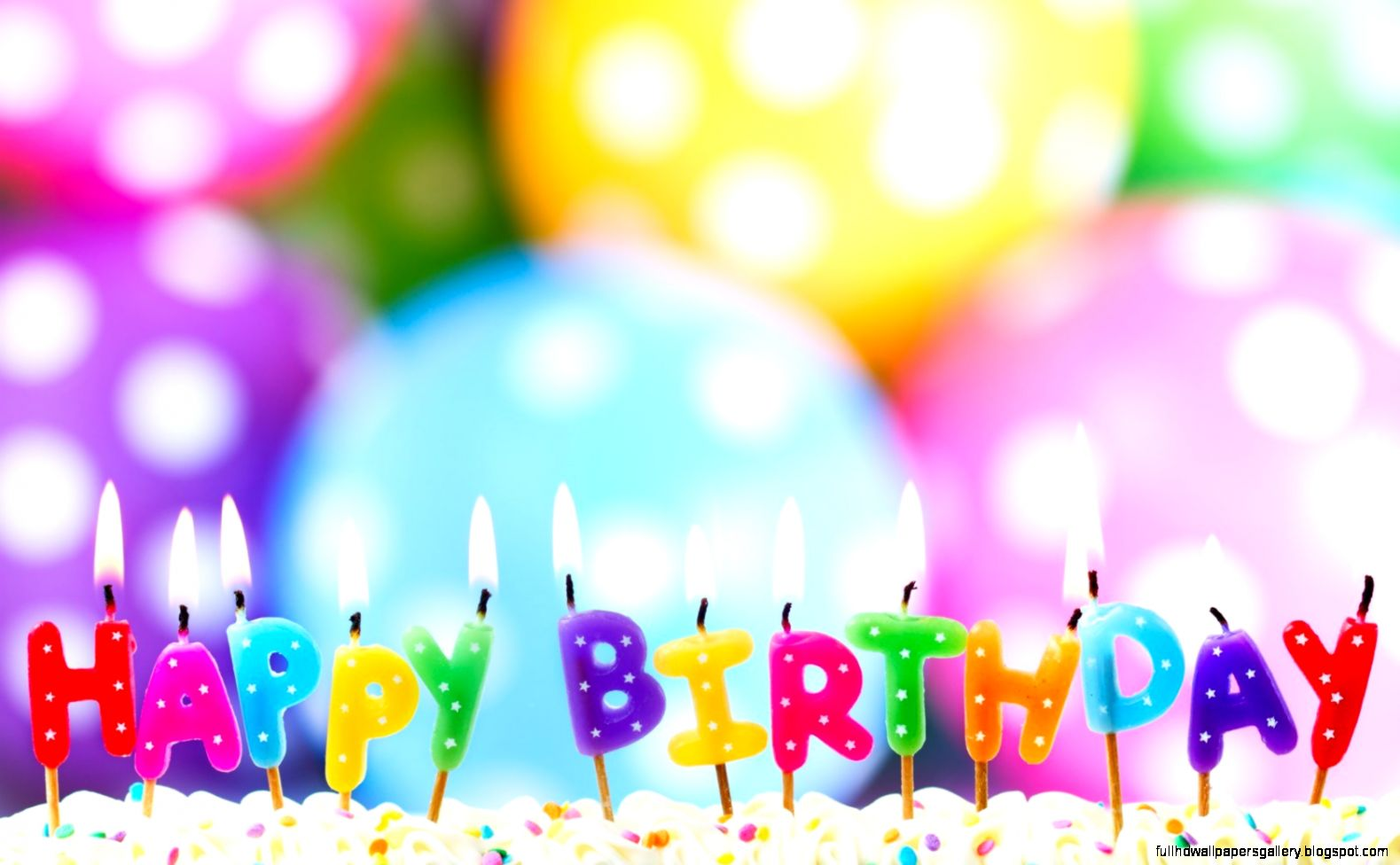 Happy Birthday Candles Hd Background Wallpaper Full Hd Wallpapers