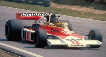Formula 1 1976 James Hunt/ Mclaren