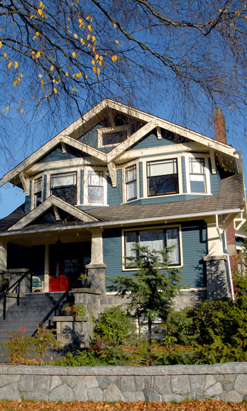 Top 10 american home styles voice of post for American bungalow style