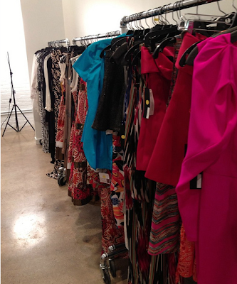 Inside Thakoon's Sample Sale