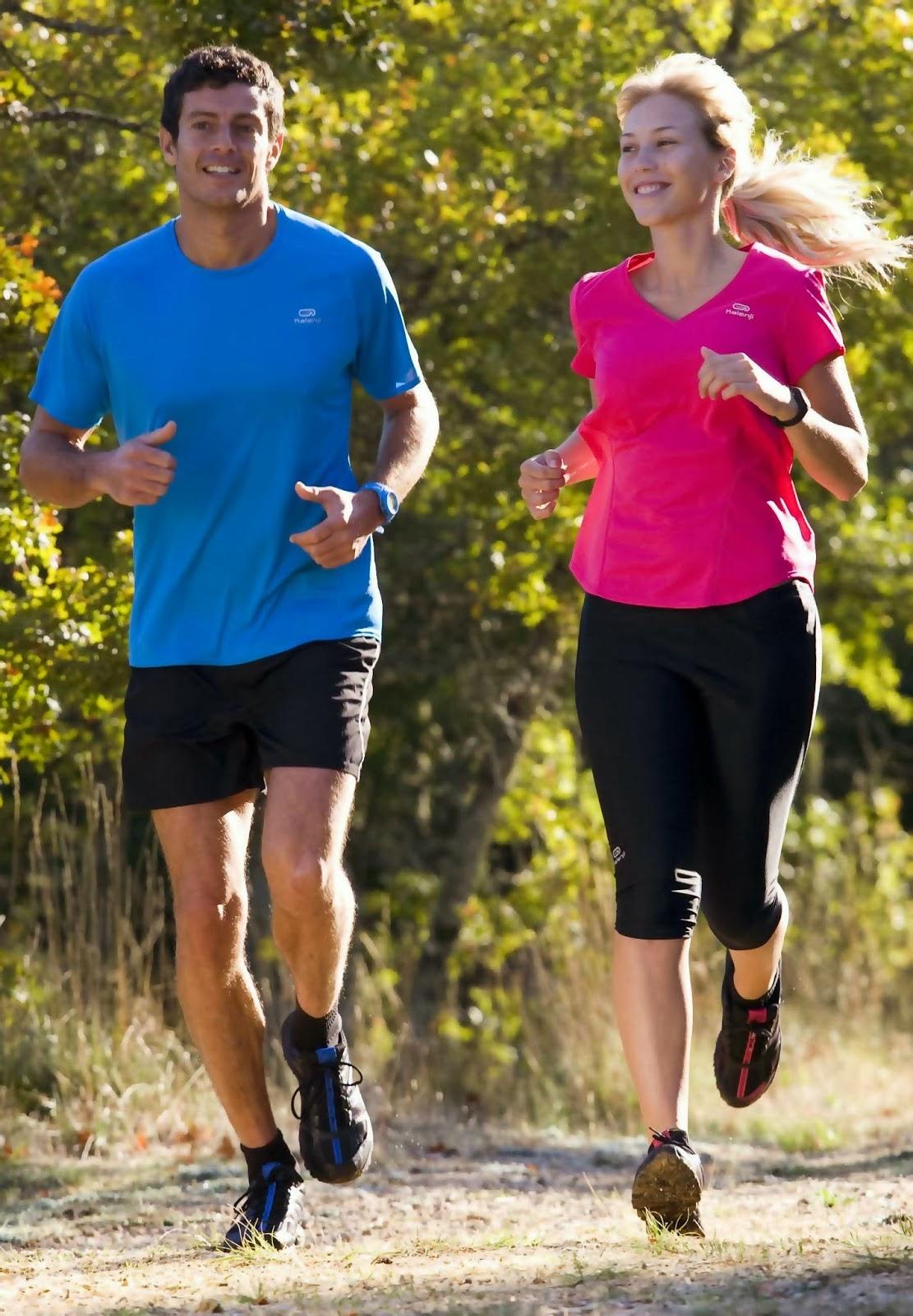 courir longtemps pour maigrir