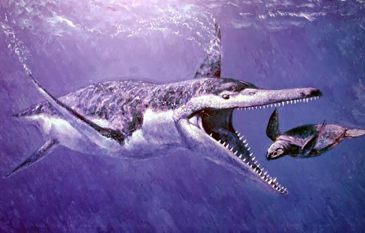 Ufo i ludzie wszechoceanu powo ski park jurajski - Dinosaure marin carnivore ...
