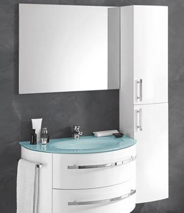 Mondo Convenienza presenta diverse soluzioni per arredare il bagno ...