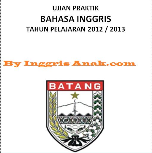 Download Naskah Soal Ujian Praktik Bahasa Inggris Sd Tahun 2012 2013 Bahasa Inggris Anak Indonesia