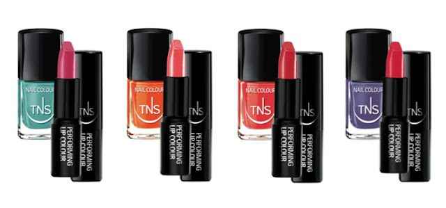 TNS Cosmetics: Accent Manicure & Shiny Lips ♥