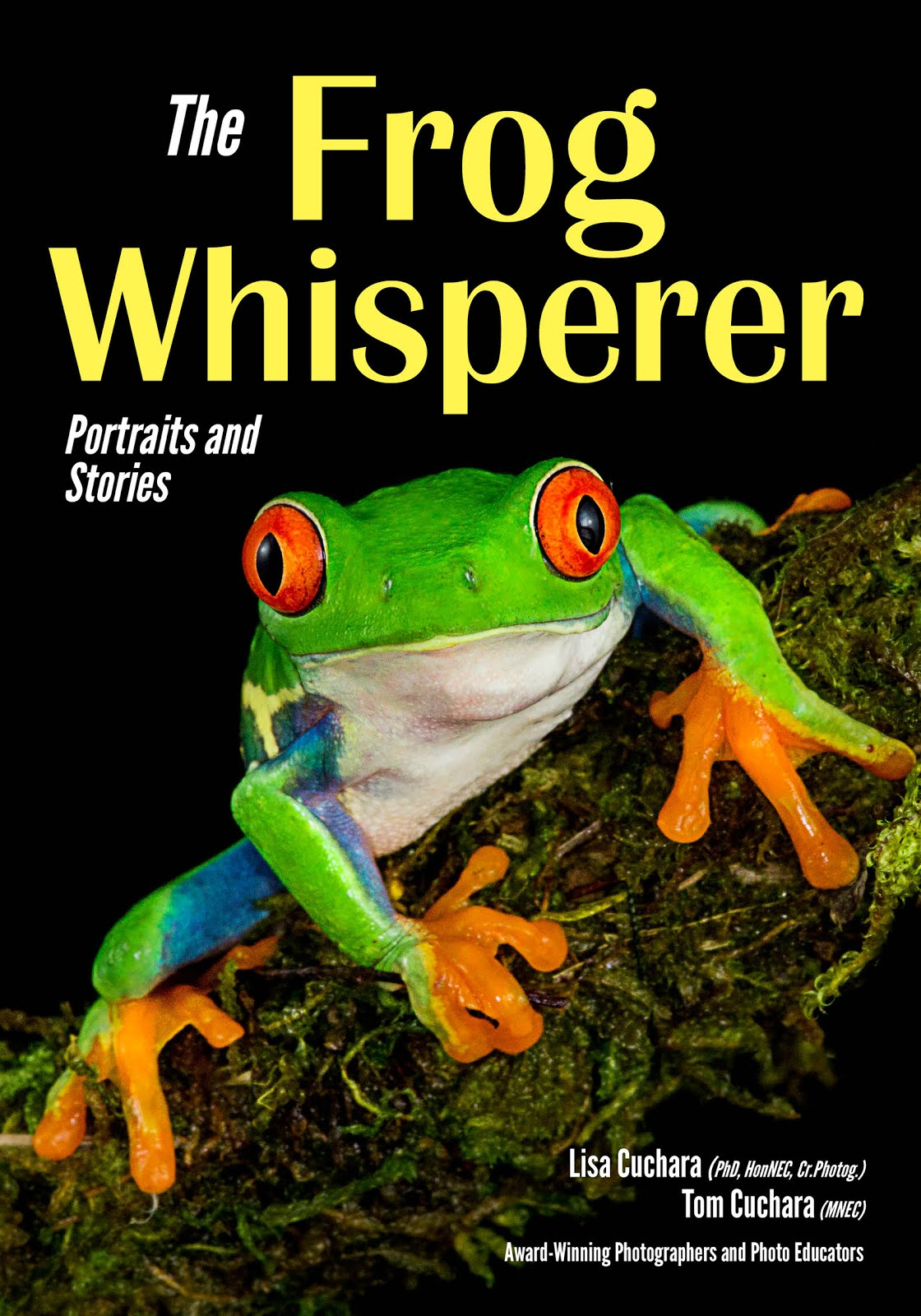 Our 2nd Book: The Frog Whisperer