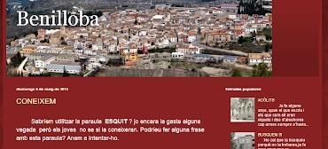 ENLLAÇ-Un bloc molt interessant. Enric Morrió realitza un excel.lent treball sobre Benilloba.