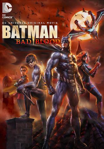 Batman Bad Blood (BRRip 1080p Dual Latino / Ingles) (2015)