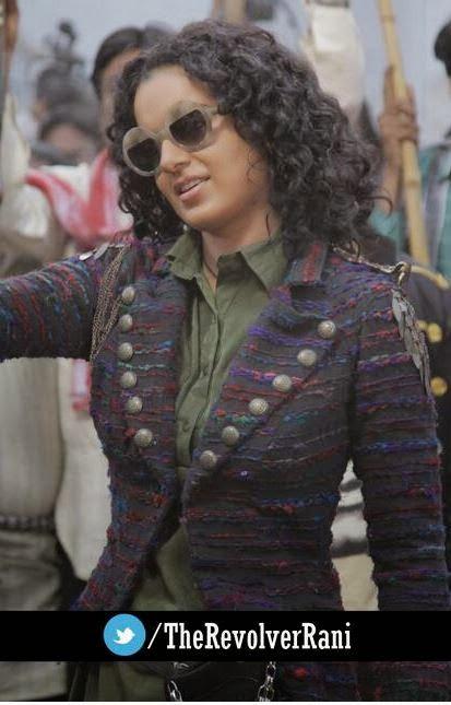 Trailer of Kangna Ranaut's Revolver Rani