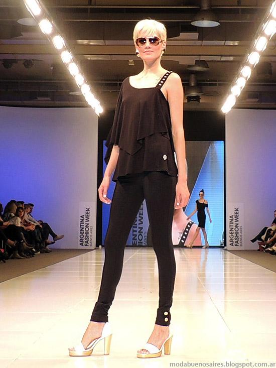Adriana Costantini primavera verano 2015. Moda blusas verano 2015.