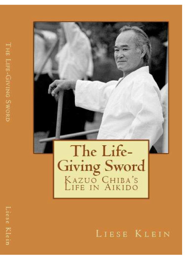 July release - Chiba Family Approved Book Bio of TK Chiba Shihan