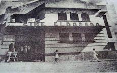 ANTIGO CINE ELDORADO. ESTILO ARTE DÉCOR. LOCALIZAVA-SE NO CENTRO DE PATOS.