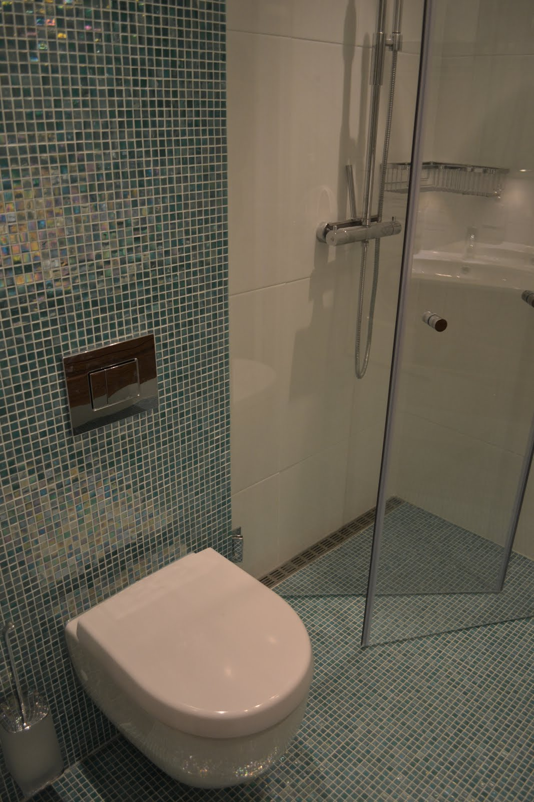 Badrum turkos mosaik ~ xellen.com