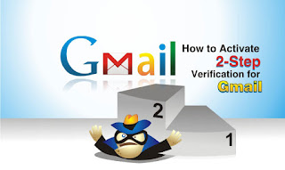 how to two step verification in gmail