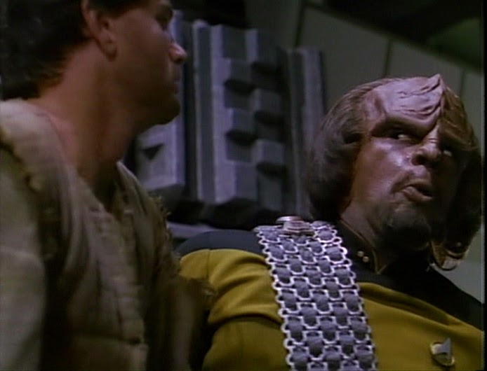 Wobble Reviews - Bob Surlaws Words of Mouth: Star Trek