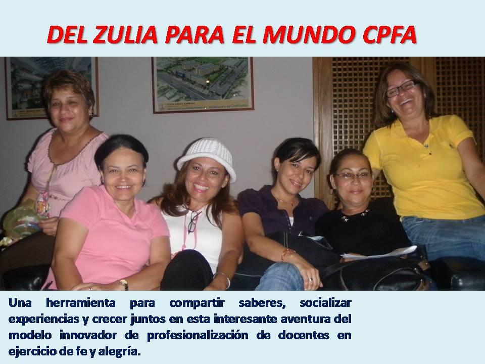 DEL ZULIA PARA EL MUNDO CPFA