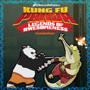 Kung Fu Panda: Croc Crackdown Game Codes