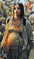 vidya balan pregnant photo