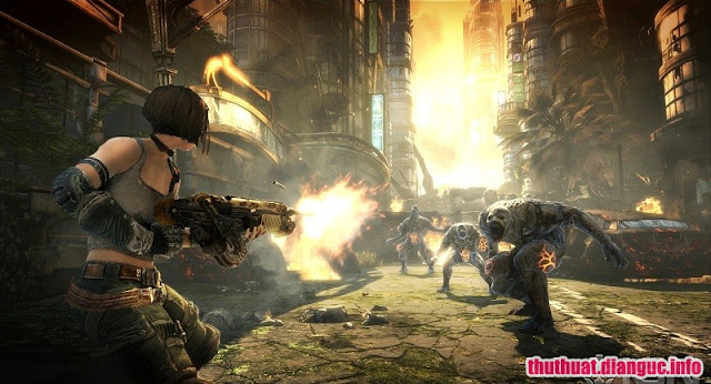 Download Game BulletStorm Full crack