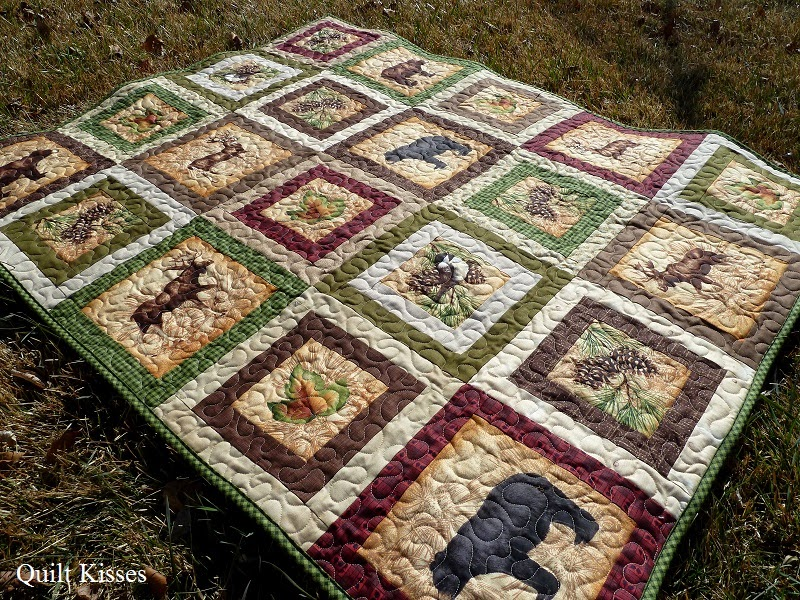 gnome pieced flying parrot quilts detail and quilt stash bee quilted schaefer sylvia forest members by of