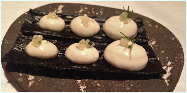The Ledbury, London - Canape