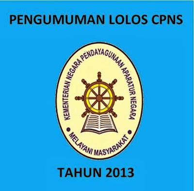 Daftar Pelamar CPNS Kemen PAN-RB yang Lolos Administrasi