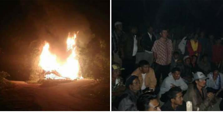 """Dua Desa Nyaris Bentrok """" 63 Orang Diamankan Polisi """" Dipicu Dua Pemuda Berandalan"""