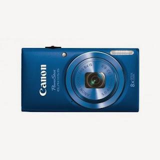 Canon Ixus 132 HS - Biru