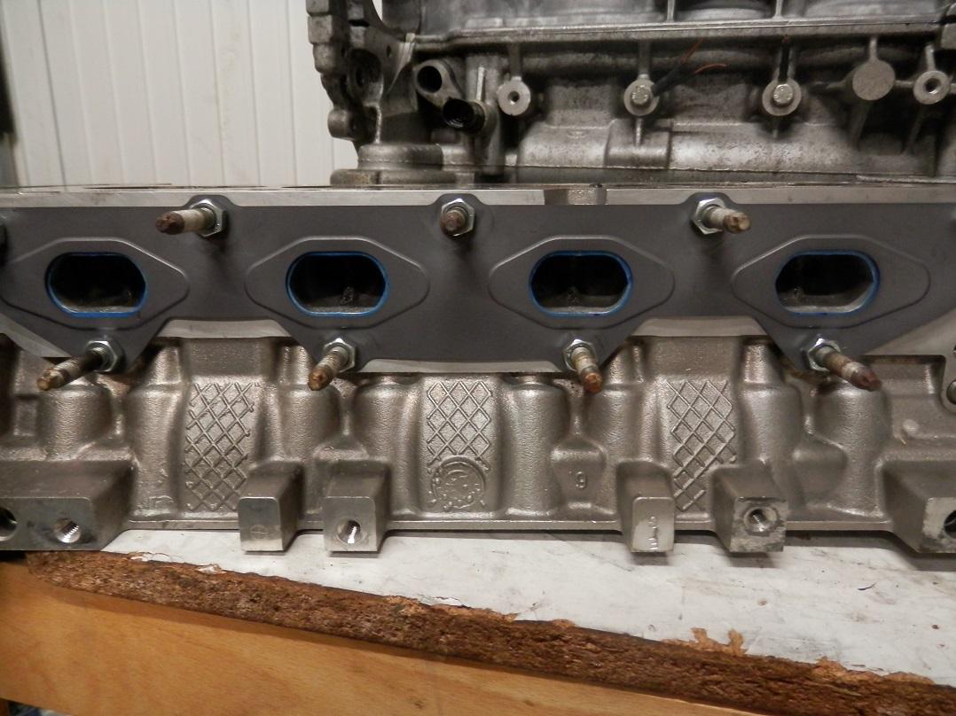 Projet speedster compresseur vx220 supercharged for Chambre de combustion moteur