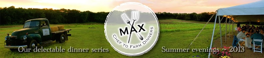 Max's Chef To Farm